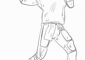 Football Player Coloring Pages soccer Player Coloring Pages Luxury Football Coloring Pages Coloring