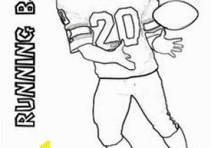 Football Player Coloring Pages to Print 42 Best Fearless Free Football Coloring Pages Images