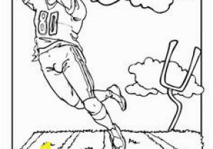 Football Player Coloring Pages to Print 66 Best Football Coloring Pages Images On Pinterest