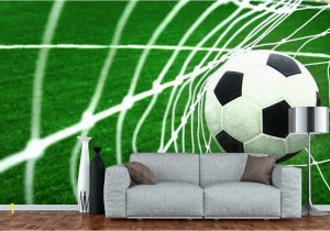 Football Stadium Murals soccer Made to Measure Wall Mural