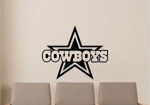 Football Wall Mural Wallpaper Amazon Ncaa Dallas Cowboys Wall Decals Sports Football