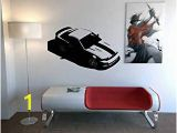 Ford Mustang Wall Mural Amazon ford Mustang Emblem tools & Home Improvement