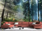 Forest Wall Mural Wallpaper Custon Any Size Fresh forest Wallpapers Wallpaper for Walls 3 D for Living Room the Hd Wallpaper the Hd Wallpapers From Yeye2000 $40 21 Dhgate