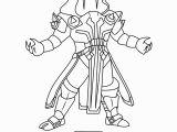 Fortnite Ragnarok Coloring Pages Раскраска