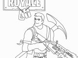 Fortnite Scar Coloring Page Print fortnite Battle Royale Coloring Pages