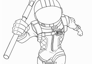 Fortnite Thanos Coloring Pages fortnite
