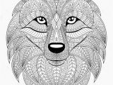 Fox Mandala Coloring Pages Awesome Fox Mandala Coloring Pages Pics