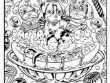 Fox Mandala Coloring Pages Best Fun Things to Color Unique Hair Coloring Pages New Line