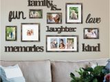 Frame Mural On Wall Nealy 13 Piece Collage Picture Frame Set
