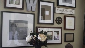 Frame Mural On Wall Wall Photo Collage Ideas by Postarte