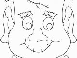 Frankenstein Head Coloring Pages Frankenstein Coloring Pages Unique 537 Best Halloween Coloring Pages