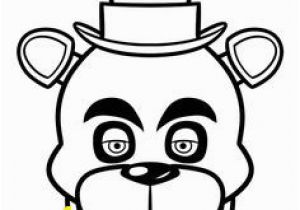 Freddy Fazbear Coloring Page 22 Best Fnaf Cakes Images On Pinterest