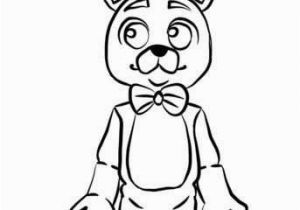 Freddy Fazbear Coloring Page Fnaf Coloring Pages Bonnie Elegant Fnaf Coloring Pages Bonnie