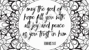 Free Bible Verse Coloring Pages Pdf 12 Bible Verse Coloring Pages Instant by