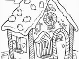 Free Christmas Coloring Pages Gingerbread House Gingerbread Coloring Pages Awesome Christmas Coloring Pages Hd