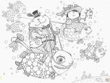 Free Christmas Tree ornament Coloring Pages 50 Printable Christmas Decorations