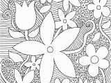 Free Coloring Book Pages for Adults Free Coloring Pages for Adults Trees & Flowers
