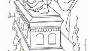 Free Coloring Pages Ark Of the Covenant Ark Of the Covenant Coloring Page Avg Yahoo Search Results