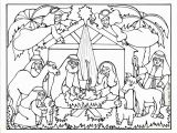 Free Coloring Pages Baby Jesus In A Manger Jesus Manger Drawing at Paintingvalley
