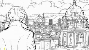Free Coloring Pages Co Uk Free Sherlock Holmes Colouring Pages
