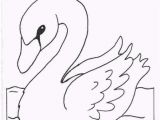 Free Coloring Pages Co Uk Kids N Fun Coloring Page Swans Swans