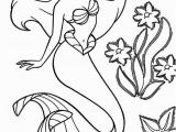 Free Coloring Pages Disney Ariel 25 Amazing Little Mermaid Coloring Pages for Your Little