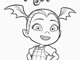 Free Coloring Pages Disney Junior Coloring Pages Vampirina