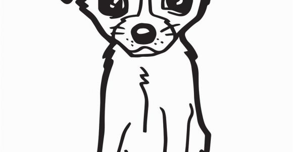 Free Coloring Pages Dogs and Puppies Dog and Puppy Coloring Page Royalty Free Vector Image
