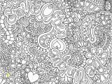 Free Coloring Pages for Adults Printable Hard to Color Coloring Pages Of Flowers for Teenagers Difficult