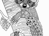 Free Coloring Pages for Adults Printable Hard to Color Wild Animals to Color