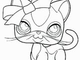 Free Coloring Pages for Kids Cats Littlest Pet Shop Coloring Pages