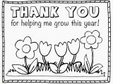 Free Coloring Pages for Teacher Appreciation Week Thank You Coloring Pages for Teachers