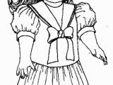 Free Coloring Pages Of American Girl Dolls American Girl Doll Free Printables