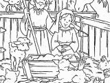 Free Coloring Pages Of Baby Jesus In A Manger Free Biblical Christmas Coloring Pages Elegant 43 Inspirational Baby