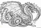 Free Coloring Pages Of Dragons to Print Print Realistic Dragon Chinese Dragon Coloring Pages