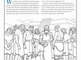 Free Coloring Pages Of Jesus Baptism Coloring Pages