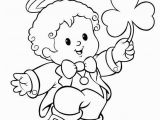 Free Coloring Pages Of Leprechauns Free St Patrick S Day Coloring Pages