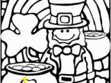 Free Coloring Pages Of Leprechauns St Patrick S Day Coloring Pages St Patrick S Day