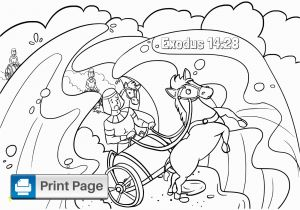 Free Coloring Pages Of Moses and the Red Sea Free Moses Parting the Red Sea Coloring Pages – Connectus