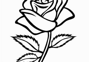 Free Coloring Pages Of Roses and Heart Hearts and Roses Coloring Pages