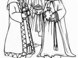 Free Coloring Pages Of the Three Wise Men Epiphany Craft Three Wise Men Craft Sticks