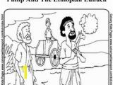 Free Coloring Pages Philip and the Ethiopian Acts 8 Philip and the Ethiopian Kids Spot the Difference Acts 8