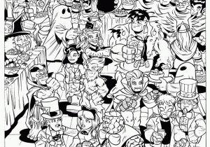 Free Coloring Pages Super Hero Squad Super Hero Squad