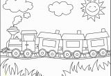 Free Coloring Pages Train Engine Pin On Coloring Worksheets