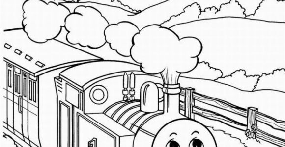 Free Coloring Pages Train Engine Thomas the Tank Engine Coloring Pages 14 Coloring Kids