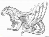 Free Dragon Coloring Pages for Kids Awesome Mudwing Dragon Coloring Page Free Coloring Pages