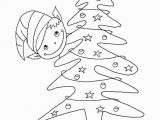 Free Elf On the Shelf Coloring Pages Elf the Shelf Coloring Pages