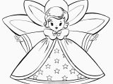 Free Fairy Coloring Pages Fairy Coloring Page