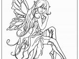 Free Fairy Coloring Pages for Adults to Print Beautiful Fairies Colouring Pages Color