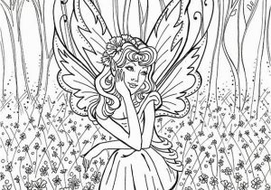 Free Fairy Coloring Pages for Adults to Print Unicorn Coloring Pages for Adults